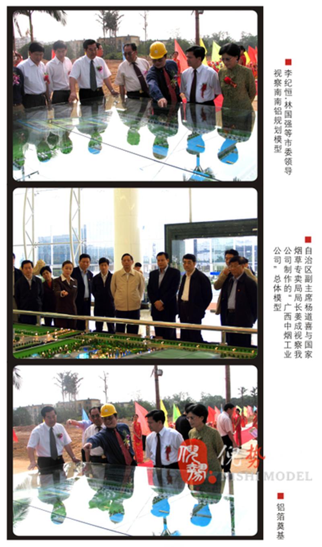 李纪恒·林国强等市委领导视察南铝规划必威体育官网入口